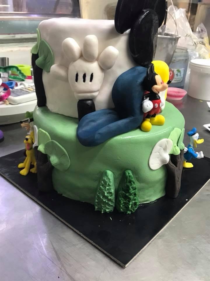 γενεθλίων Praline Pastry Shop 3